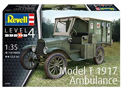 revell ambulance