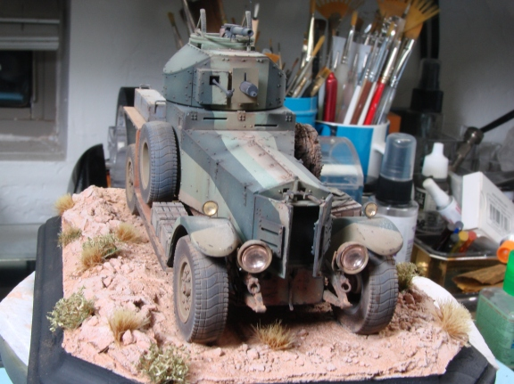 meng rr armored car